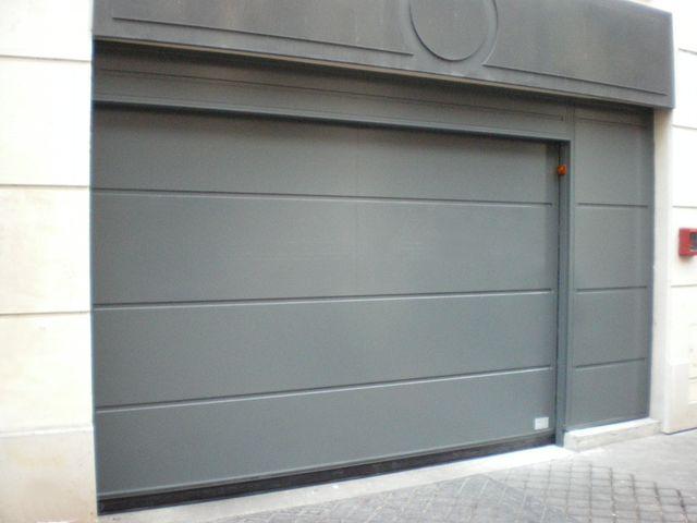 Réparer soi-même une porte de garage